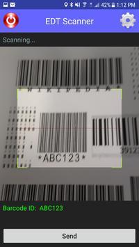 EDT Scanner apk screenshot