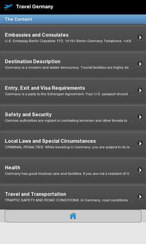 Germany Travel Guide screenshot 1