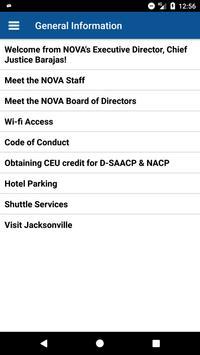 NOVA Mobile App apk screenshot
