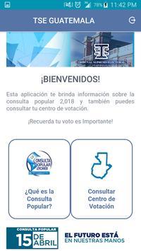 Consulta Popular GT 2018 screenshot 1