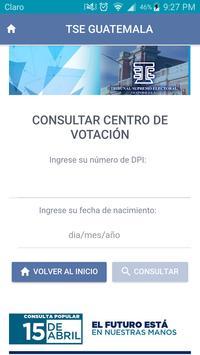 Consulta Popular GT 2018 screenshot 2
