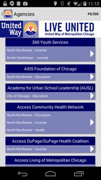 United Way of Metro Chicago apk screenshot