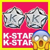 Stars for kim Kardashian Hollywood icon