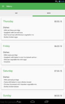 UltraDiet Free Get Slim Now! apk screenshot