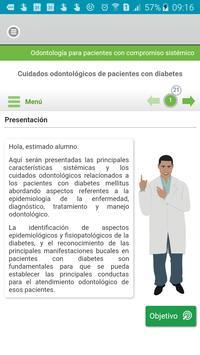 Odontología para pacientes con compromiso sistémic screenshot 1