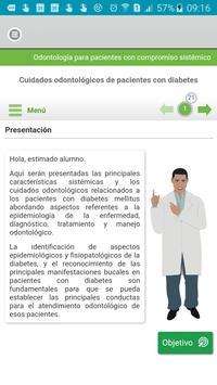 Odontología para pacientes con compromiso sistémic screenshot 3