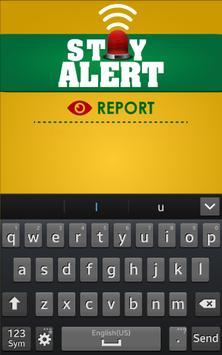 Stay Alert screenshot 2