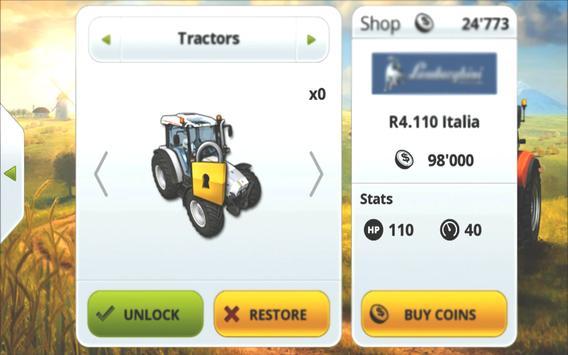 Guide for Farming Simulator 14 poster
