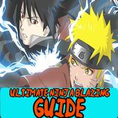 Guide for Ultimate Ninja Blazing icon