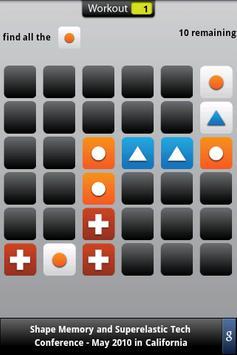 Memory Trainer captura de pantalla 1