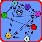 Discrete mathematic tutorial icon