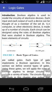 Discrete mathematic tutorial screenshot 3