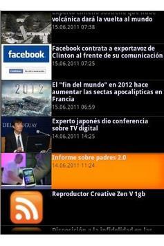 Uruguay Noticias apk screenshot