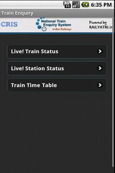 Indian Railway Train Alarm screenshot 5