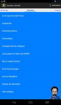 Sonidos L3tCraft 2 apk screenshot