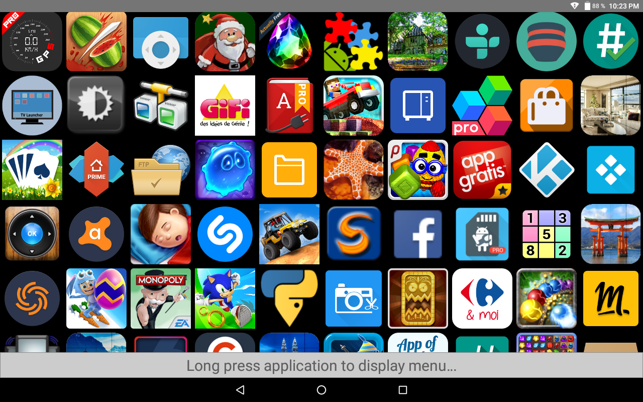 Home TV Launcher for Android - APK Download