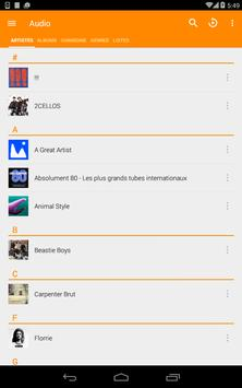 VLC for Android captura de pantalla de la apk