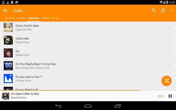 VLC for Android apk スクリーンショット