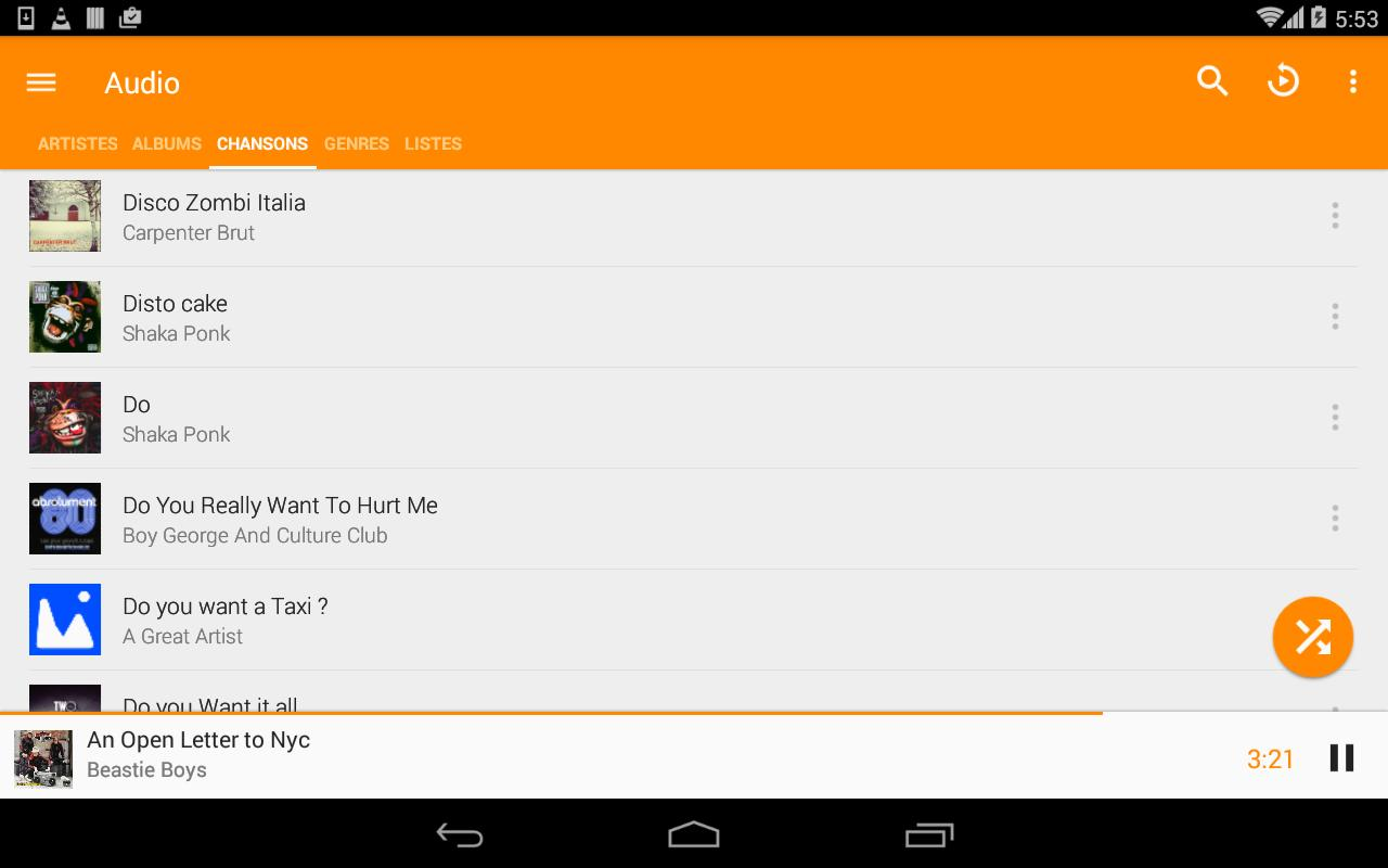 vlc player android apk