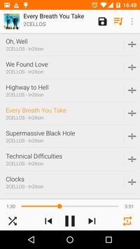 VLC for Android apk zrzut ekranu