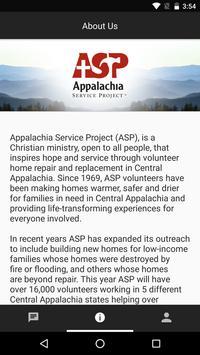 ASP-Appalachia Service Project screenshot 2
