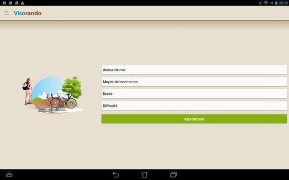 Visorando screenshot 8