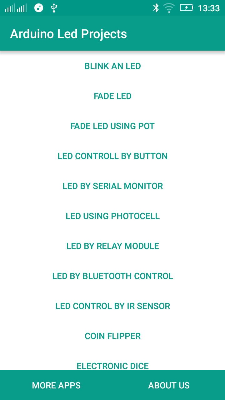 Arduino Led Projects for Android - APK Download