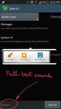 Shortcut Master (Lite) screenshot 4