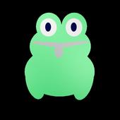 Find den Frosch icon