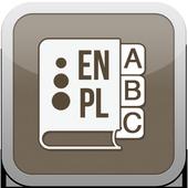 Dictionary 4 English - Polish icon