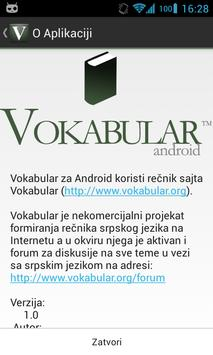 Vokabular screenshot 7
