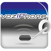 Free calls voip voziphone icon