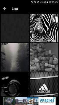 Black and White Wallpapers screenshot 4