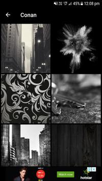 Black and White Wallpapers screenshot 1