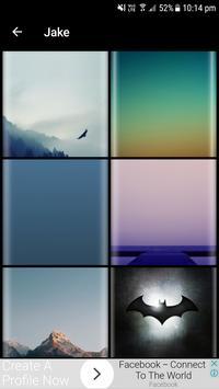 Curved Screen Wallpapers screenshot 2