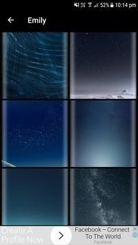 Curved Screen Wallpapers screenshot 3