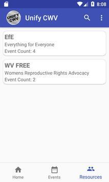 UnifyCWV screenshot 2