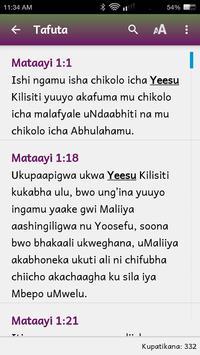 Biblia katika Kindali screenshot 3