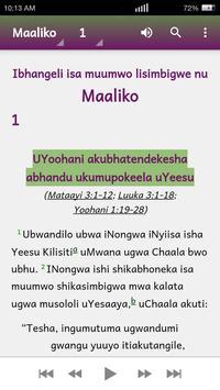 Biblia katika Kindali apk screenshot