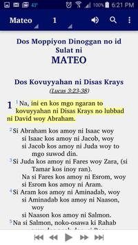 Obo Manobo - Bible screenshot 2