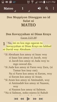 Obo Manobo - Bible screenshot 3
