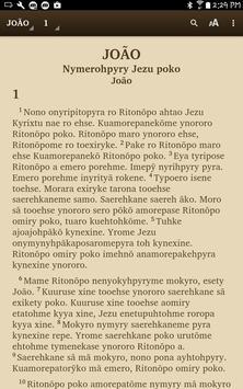 Apalai - Biblia Sagrada apk screenshot