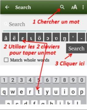 Kroumen piè Syllabaire screenshot 6