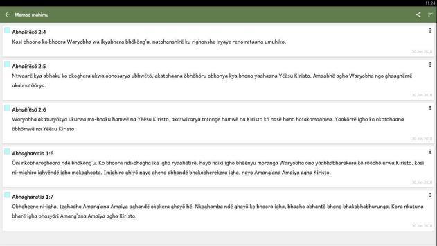 Biblia katika Kisimbiti screenshot 9