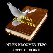 New Testament in Krumen Tepo icon