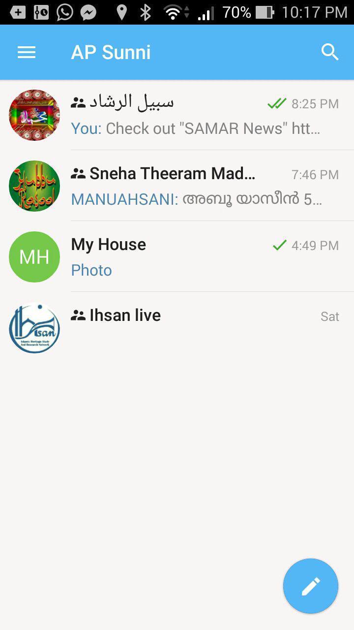 Telegram Plus for Android   APK Download