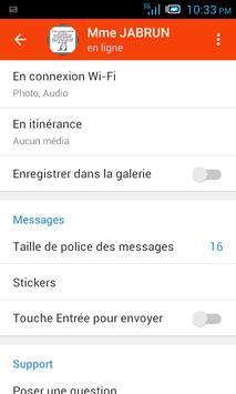 YesApp Messenger apk screenshot