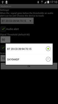 MiBeacon apk screenshot