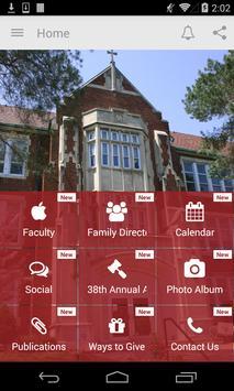 Bishop Ward High School poster