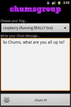 Chumsgroup apk screenshot